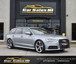 2018 AUDI A6 FOR SALE IN TYRONE FOR £20,450 ON DONEDEAL