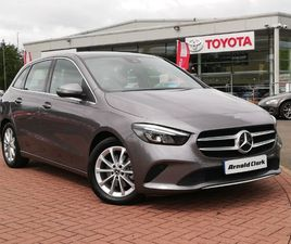 USED 2019 (69) MERCEDES-BENZ B-CLASS B200D SPORT EXECUTIVE 5DR AUTO IN LINWOOD