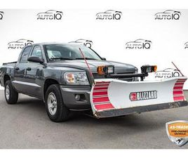 USED 2010 DODGE DAKOTA SXT AS TRADED SPECIAL | YOU CERTIFY, YOU SAVE