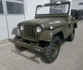 WILLYS JEEP M38A1
