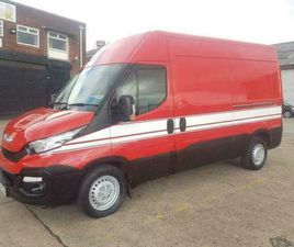 2014 64 IVECO DAILY 35S11 MWB HIGH ROOF / L2 H2 6 SPEED TDI (FACELIFT NEW SHAPE)