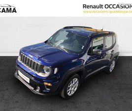 JEEP RENEGADE 1.3 GSE T4 150CH LIMITED BVR6 MY21
