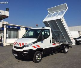 IVECO DAILY 35-140 / BENNE / 2017 / 62 137 KMS