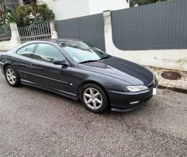 PEUGEOT 406 COUPE 2.2 HDI 2003