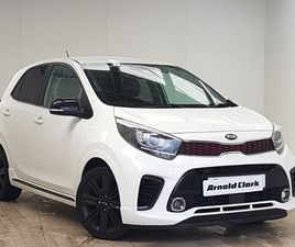 USED 2017 (67) KIA PICANTO 1.25 GT-LINE 5DR IN LINWOOD