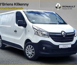 RENAULT TRAFIC LL30 BUSINESS 2.0 DCI 120 BHP IN FOR SALE IN KILKENNY FOR €28,815 ON DONEDE
