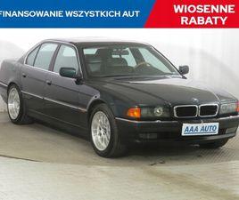 UŻYWANE BMW SERIA 7 E38 740 I B40/1 286KM 1995 BMW 7 740 I , GAZ, XENON, KLIMATRONIC, TEMP