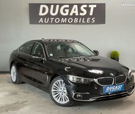 BMW SERIE 4 GRAN COUPE 420 D 190CH LUXURY BVM6
