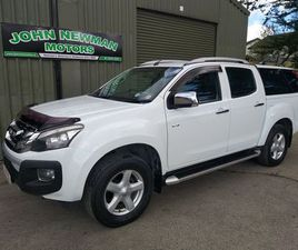 ISUZU D MAX 2.5 4X4 2014 FOR SALE IN MEATH FOR €16,995 ON DONEDEAL