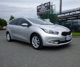 KIA CEED SPORTSWAGON 1.4 CRDI EX 5DR // VERY LOW FOR SALE IN DUBLIN FOR €9,950 ON DONEDEAL