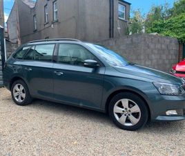 SKODA FABIA COMBI AMBITION 1.0 TSI 95HP FOR SALE IN DUBLIN FOR €14,950 ON DONEDEAL