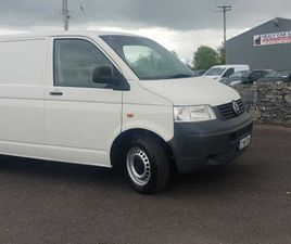 VOLKSWAGEN TRANSPORTER, 2007 VERY CLEAN FOR SALE IN CORK FOR €5,500 ON DONEDEAL