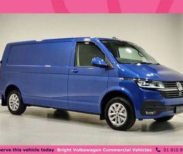 VOLKSWAGEN TRANSPORTER H / L LWB 150BHP 6 SPEED FOR SALE IN DUBLIN FOR €33,200 ON DONEDEAL
