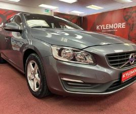 VOLVO V60 D2 BUSINESS EDITION FOR SALE IN DUBLIN FOR €19,950 ON DONEDEAL