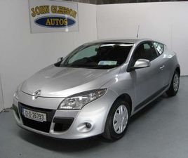 RENAULT MEGANE, 2012 FOR SALE IN CLARE FOR €6,400 ON DONEDEAL