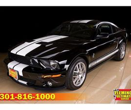 FOR SALE: 2007 FORD MUSTANG IN ROCKVILLE, MARYLAND