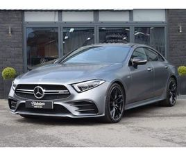 MERCEDES-BENZ CLS 3.0 CLS53 MHEV AMG EDITION 1 SPDS TCT 4MATIC+ (S/S) 4DR