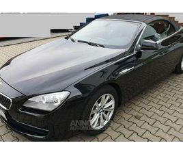 BMW SÉRIE 6 640D 313 LUXE BVA8