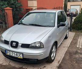 SEAT AROSA 1.0 MPI 2004R. MOSINA • OLX.PL