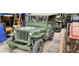 AUTRES FORD GPW JEEP WIE WILLYS MB AUS WK2