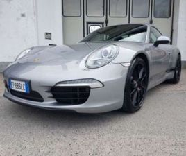 911 3.8 CARRERA S COUPÉ PDK MANIACALE!!! FULL