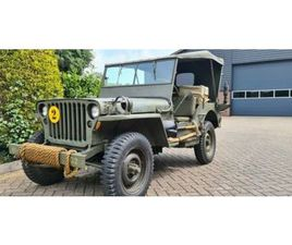 AUTRES 1942 FORD JEEP GPW WIE WILLYS MB AUS WK2