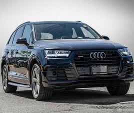 2018 AUDI Q7   CARS & TRUCKS   MISSISSAUGA / PEEL REGION   KIJIJI
