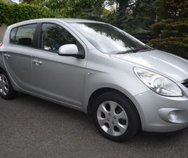 2009 HYUNDAI I 20 COMFORT 1.2 FOR SALE IN DOWN FOR £1,750 ON DONEDEAL