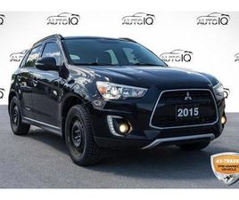 USED 2015 MITSUBISHI RVR GT AS TRADED SPECIAL | YOU CERTIFY, YOU SAVE