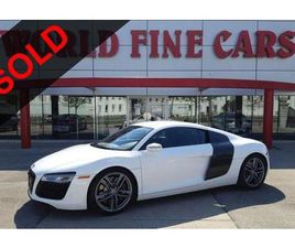 USED 2015 AUDI R8 | ACCIDENT FREE | 430 HP! | 4.2L V8 | S-TRONIC