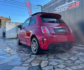ABARTH 500 A GASOLINA NA AUTO COMPRA E VENDA