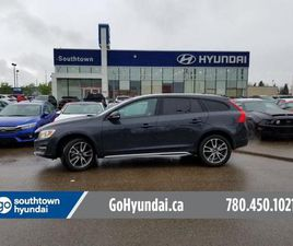 USED 2016 VOLVO V60 CROSS COUNTRY PREMIER/AWD/LEATHER/SUNROOF