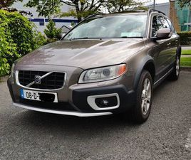 2008 VOLVO XC70 D5 LUX AWD GEARTRONIC FOR SALE IN DUBLIN FOR €7,300 ON DONEDEAL