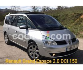 RENAULT ESPACE GRAND 2.0DCI EXPRESSION