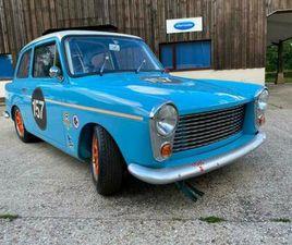 AUSTIN A40 FARINA MK1 1958 RACE CAR - SEE WALK AROUND VIDEO
