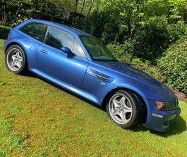 BMW Z3 M Z3M MCOUPE RHD (UK CAR, BASED IN NL/BE)