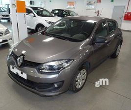 RENAULT MEGANE LIMITED ENERGY TCE 115 SS ECO2