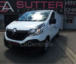 III FOURGON GRAND CONFORT L1H1 1200 DCI90 STOP & START