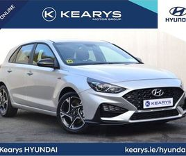 HYUNDAI I30 N-LINE SPORTS MODEL I30 - 1.0 TURBO P FOR SALE IN CORK FOR €25,295 ON DONEDEAL