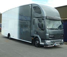 DAF EEV 45.210 REMOVAL TRUCK FOR SALE IN ROSCOMMON FOR €24,995 ON DONEDEAL
