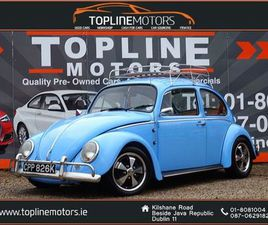 VOLKSWAGEN BEETLE STUNNING RARE EXAMPLE//FULLY R FOR SALE IN DUBLIN FOR €15,000 ON DONEDEA