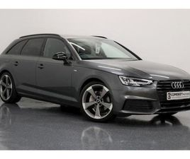 AUDI A4 AVANT TDI BLACK EDITION FOR SALE IN DOWN FOR €30,606 ON DONEDEAL