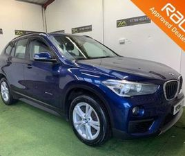 BMW X1, 2017 SDRIVE 18D SE 150BHP DIESEL FOR SALE IN ANTRIM FOR £15,995 ON DONEDEAL