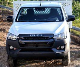 ISUZU - D-MAX 1.9 4X4 SINGLE CAB N60 BENNE ARRIERE