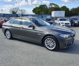 BMW 5-SERIES, 2014 AUTO LUXURY FBMWSH NCT 10/22 FOR SALE IN DUBLIN FOR €16,950 ON DONEDEAL