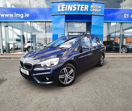 BMW 2-SERIES 218D SPORT GRAN TOURER 7-SEATER, 2017 FOR SALE IN DUBLIN FOR €22,950 ON DONED