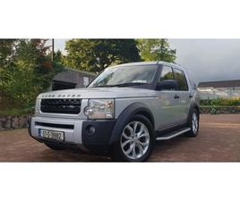 LANDROVER DISCOVERY 3 CREW CAB