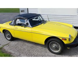FOR SALE: 1979 MG MGB IN GREAT FALLS, VIRGINIA