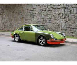 1969 PORSCHE 911 T HOTROD