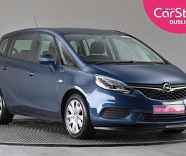 OPEL ZAFIRA TOURER E 1.4I 5DR AUTO FOR SALE IN DUBLIN FOR €15,890 ON DONEDEAL